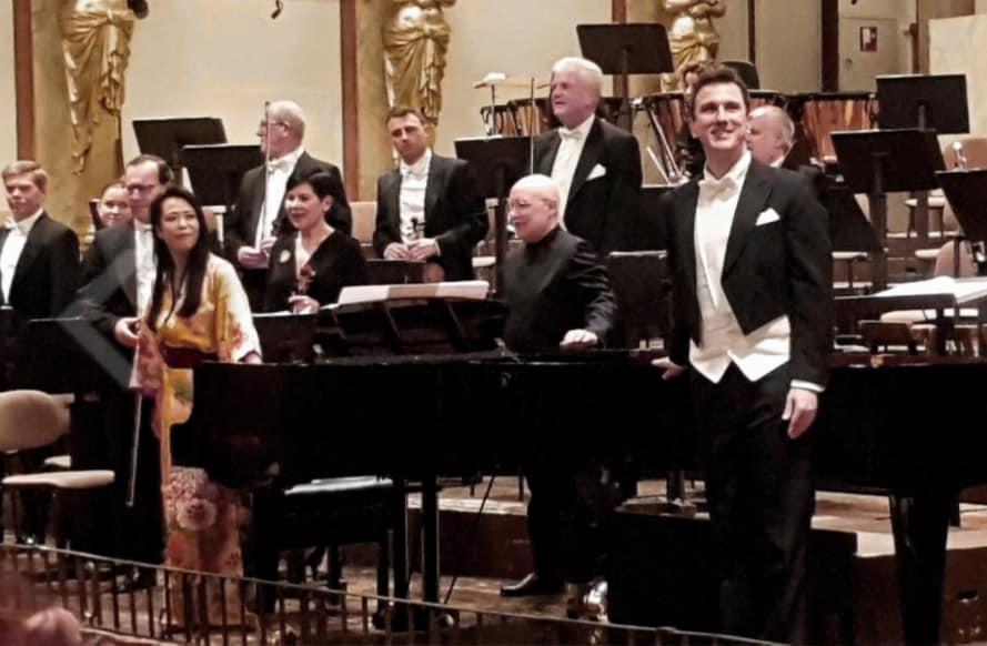 Winbeck Lebensstürme im Goldenen Saal Musikverein Wien 27.4.2019